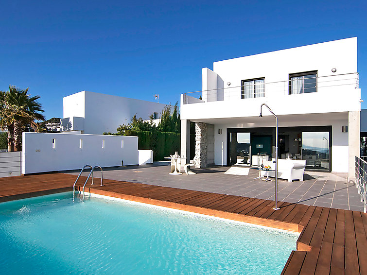 Logidim maison prainha for Villa espagne piscine